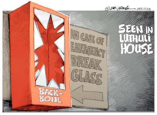 '20151216_Dr Jack and Curtis': Africartoons.com