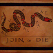 Ben Franklin&#039;s &#039;Join or Die&#039; Cartoon that started a tradition