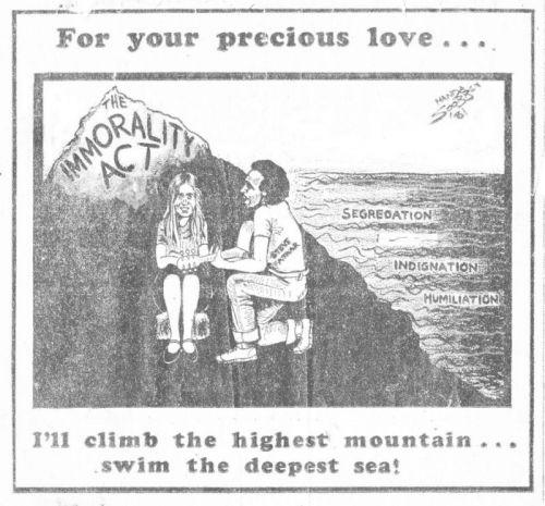 'An Act of Immorality': Africartoons.com