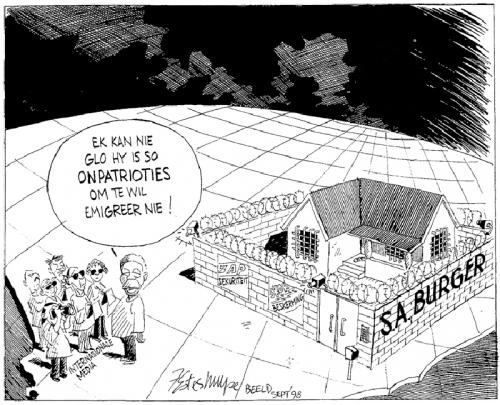 '19980900_FEsterhuise_DieBeeld': Africartoons.com