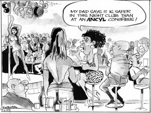 'ANCYL Stripped Bare': Africartoons.com
