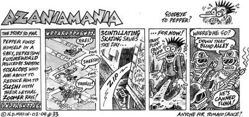 'Azaniamania 033': Africartoons.com