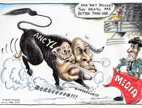 'ANCYL Bull': Africartoons.com