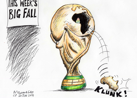 'The Fall of Africa': Africartoons.com