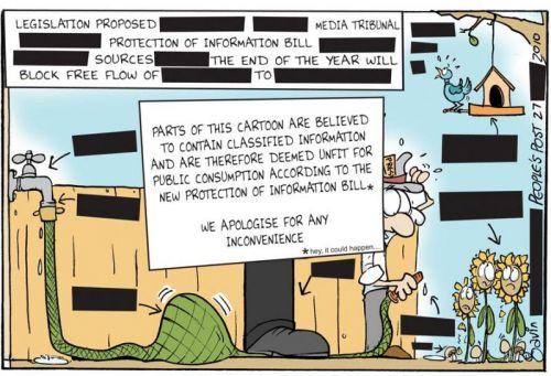 'Censored cartoon of the future': Africartoons.com