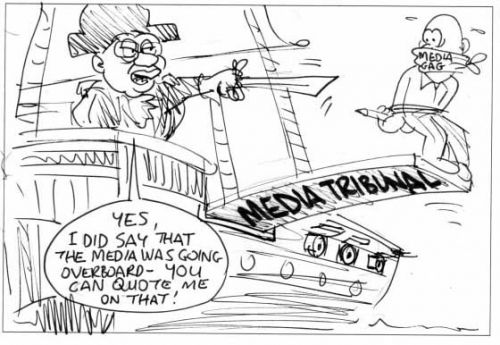 'Going Overboard (part 2)': Africartoons.com