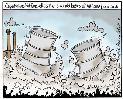 'Two old ladies of Athlone bow out': Africartoons.com