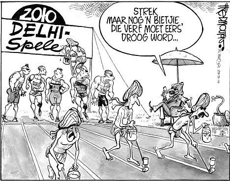 'Don't Dili Delhi': Africartoons.com