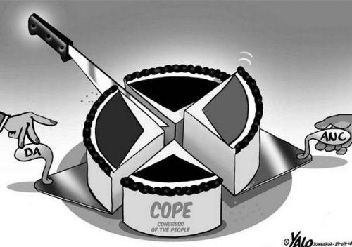 'A slice of COPE': Africartoons.com