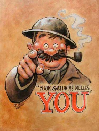 'The MOTHS Need You!': Africartoons.com