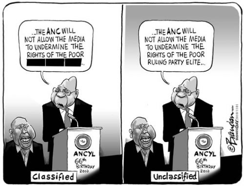 'ANC Youth League turns 66': Africartoons.com
