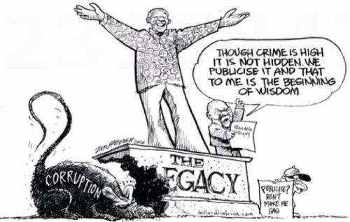 'Corrupted Legacy': Africartoons.com
