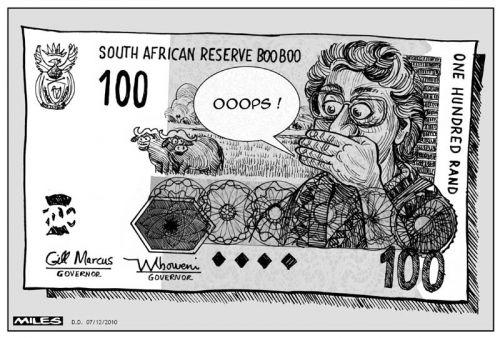 'Recall Money?': Africartoons.com