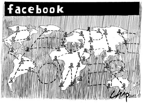 'Facebook: People Power': Africartoons.com