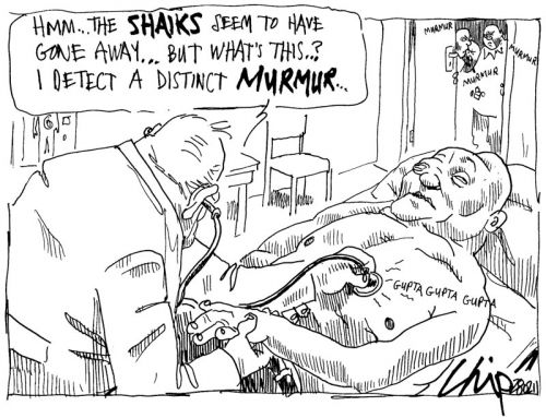 'Check-up': Africartoons.com