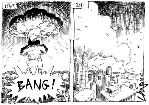 'A Brief History of Nukes': Africartoons.com