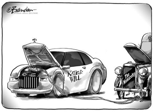 'Jump Starting the Monarchy': Africartoons.com