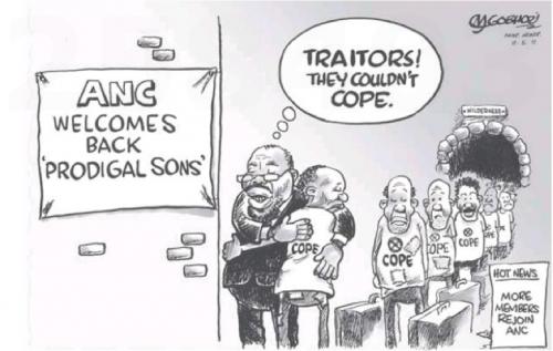 'Prodigal Sons Return to the ANC': Africartoons.com