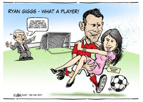 'A Player Of Note': Africartoons.com