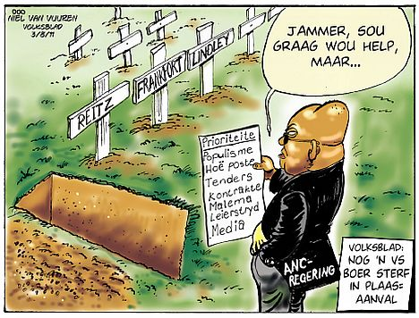 'Another Fallen Boer': Africartoons.com