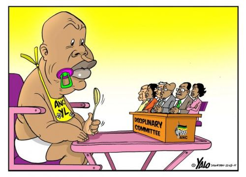 'What's for Breakfast?': Africartoons.com