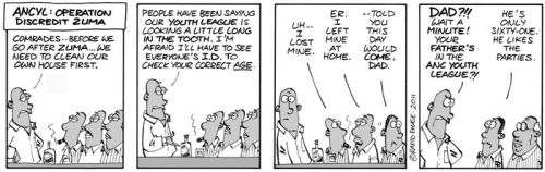'Old Youth': Africartoons.com