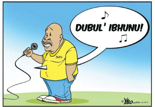 'Kill the Song': Africartoons.com