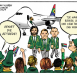 Springboks Touch Down
