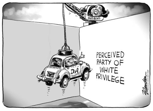 'Rescuing the DA': Africartoons.com