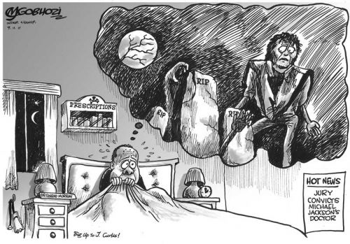 'Thriller Part Two': Africartoons.com