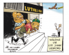 Malema Thrown to the Hawks and Taxman