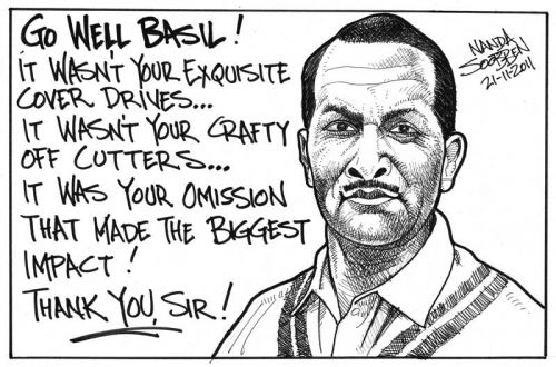 'Farewell Dolly (1931 - 2011)': Africartoons.com