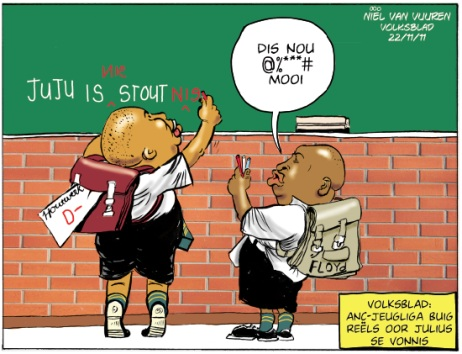 'ANCYL Suspends Jujus Suspension': Africartoons.com