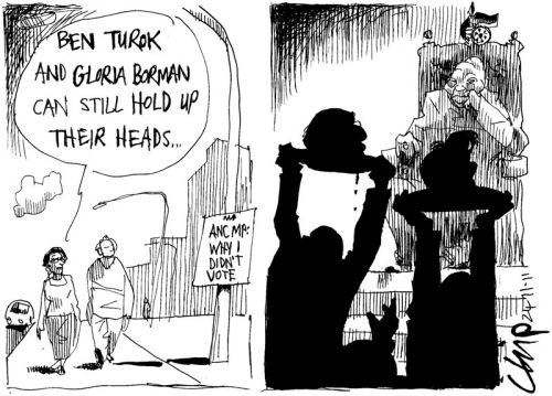 'Turok and Borman': Africartoons.com