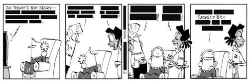 '[The Title of this Cartoon is SECRET] ': Africartoons.com