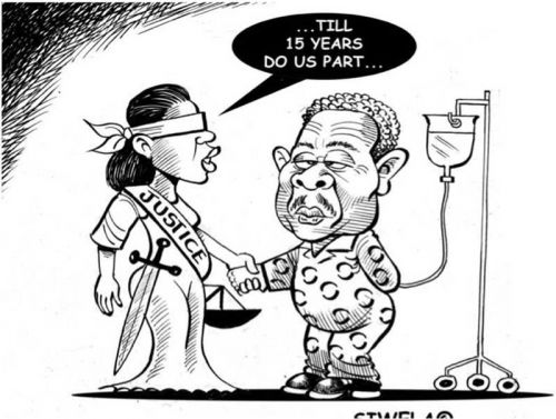 'A Date With Justice': Africartoons.com
