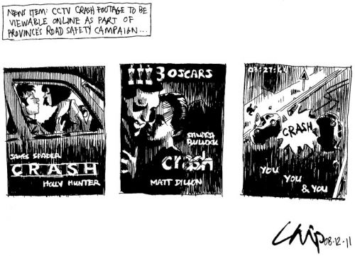 'CRASH!': Africartoons.com