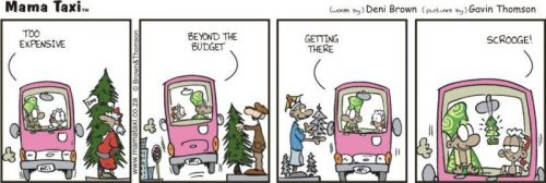 'Pavement Specials': Africartoons.com