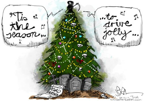 'Jolly Season': Africartoons.com