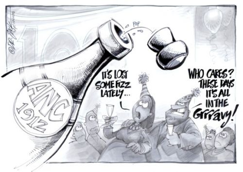 'The 1912 Vintage is Off': Africartoons.com