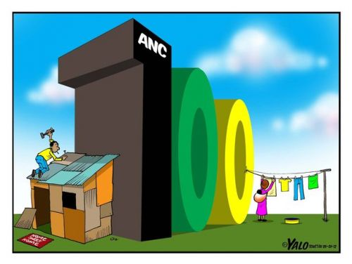 'ANCentenary: What has Changed?': Africartoons.com