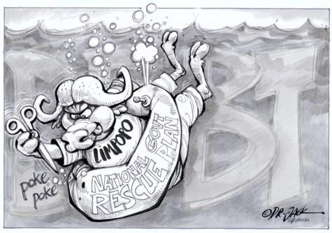 'Limpopo Rescue': Africartoons.com