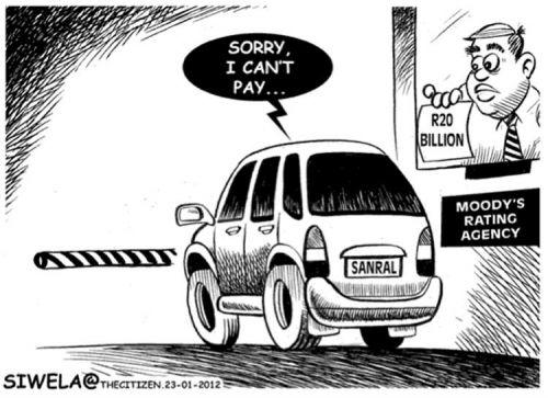 'Pay Up or Turnaround': Africartoons.com