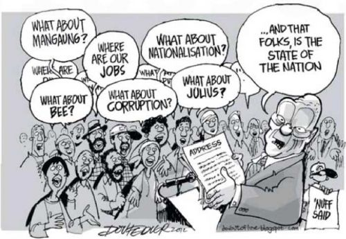 'More Questions Than Answers': Africartoons.com