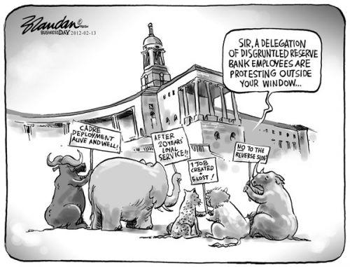 'Animal Protest': Africartoons.com
