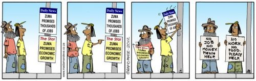 'Handy Headlines': Africartoons.com