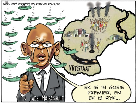 'Rich Man, Poor Men': Africartoons.com