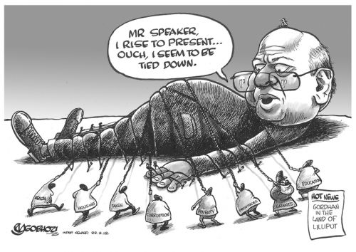 'Strings Attached': Africartoons.com