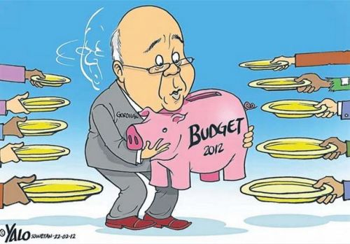 'The Money Man': Africartoons.com