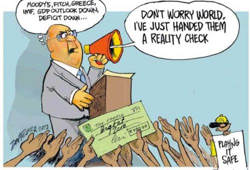 'A Reality Cheque from the Exchequer': Africartoons.com